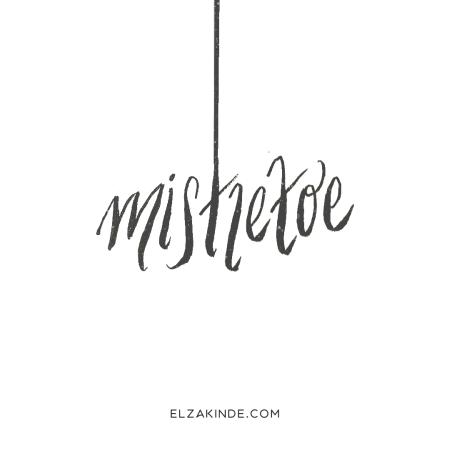 lettering2016-christmas-mistletoe-twitter