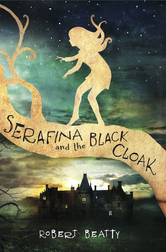 Beatty, Robert - Serafina and the Black Cloak