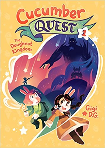 Cucumber Quest Vol. 1: The Doughnut Kingdom by Gigi D.G.