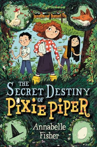 Fisher, Annabelle - The Secret Destiny of Pixie Piper