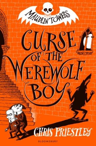 Priestley, Chris - Maudlin Towers 1, Curse of the Werewolf Boy