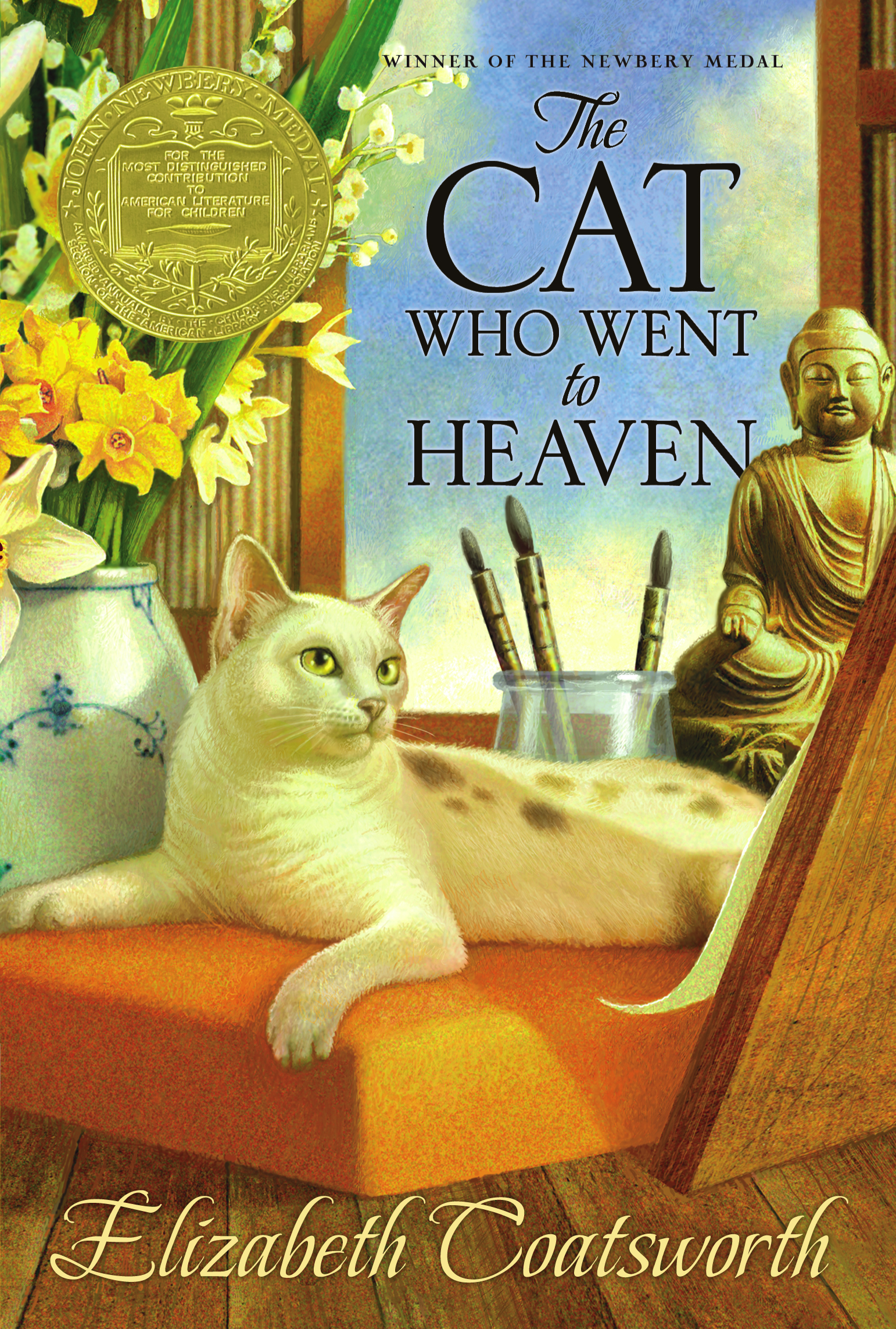 Coatsworth, Elizabeth - The Cat Who Went to Heaven
