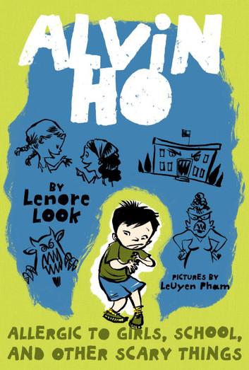 Look, Lenore - Alvin Ho, Allergic to Girls, School, and Other Scary Things