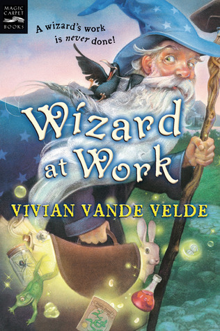 Velde, Vivian Vande - Wizard at Work