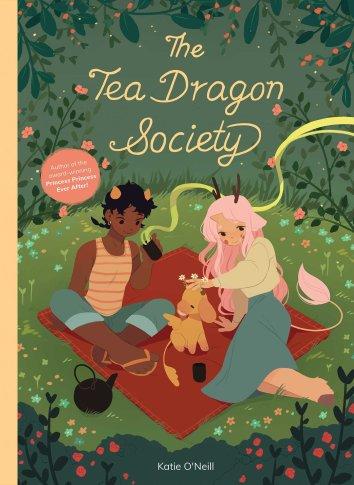 ONeill, Katie - Tea Dragon 1