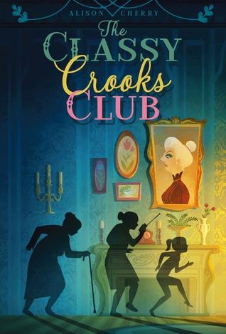 Cherry, Alison - Classy Crooks Club