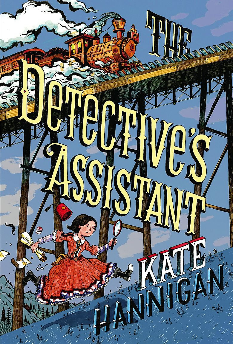 Hannigan, Kate - The Detective's Assistant