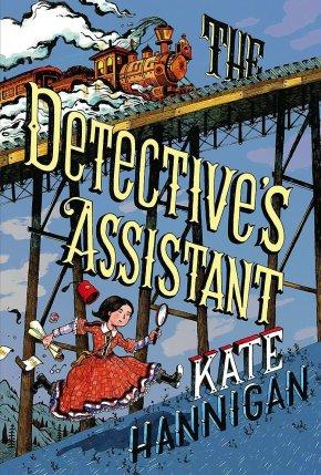Hannigan, Kate - The Detective's Assistant