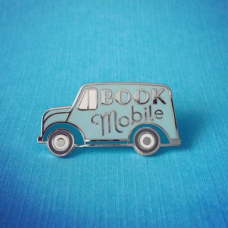 Pin: Book Mobile