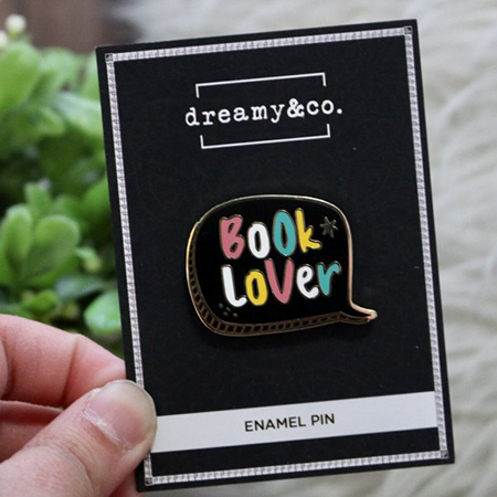 Pin: Book Lover