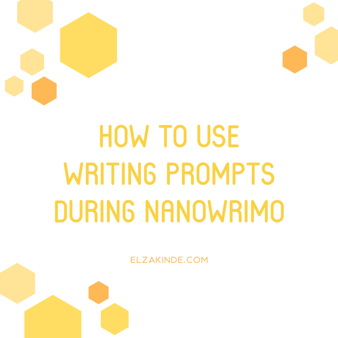 How To Use Writing Prompts During NaNoWriMo