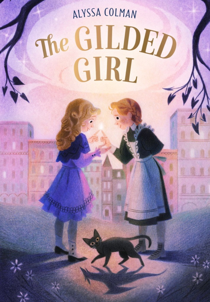 The Gilded Girl by Alyssa Colman