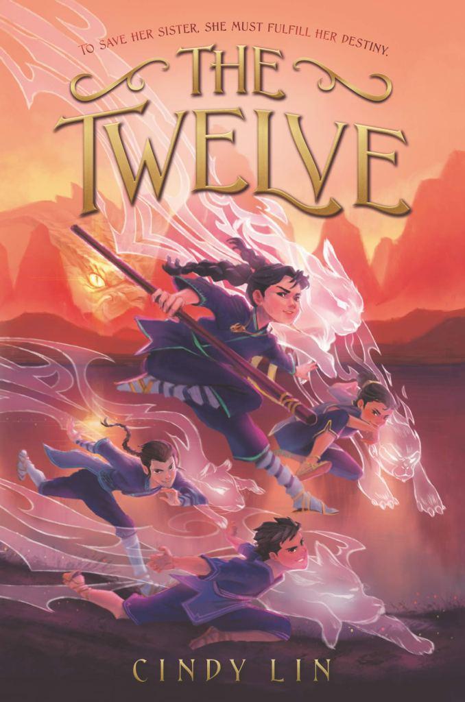 The Twelve by Cindy Lin