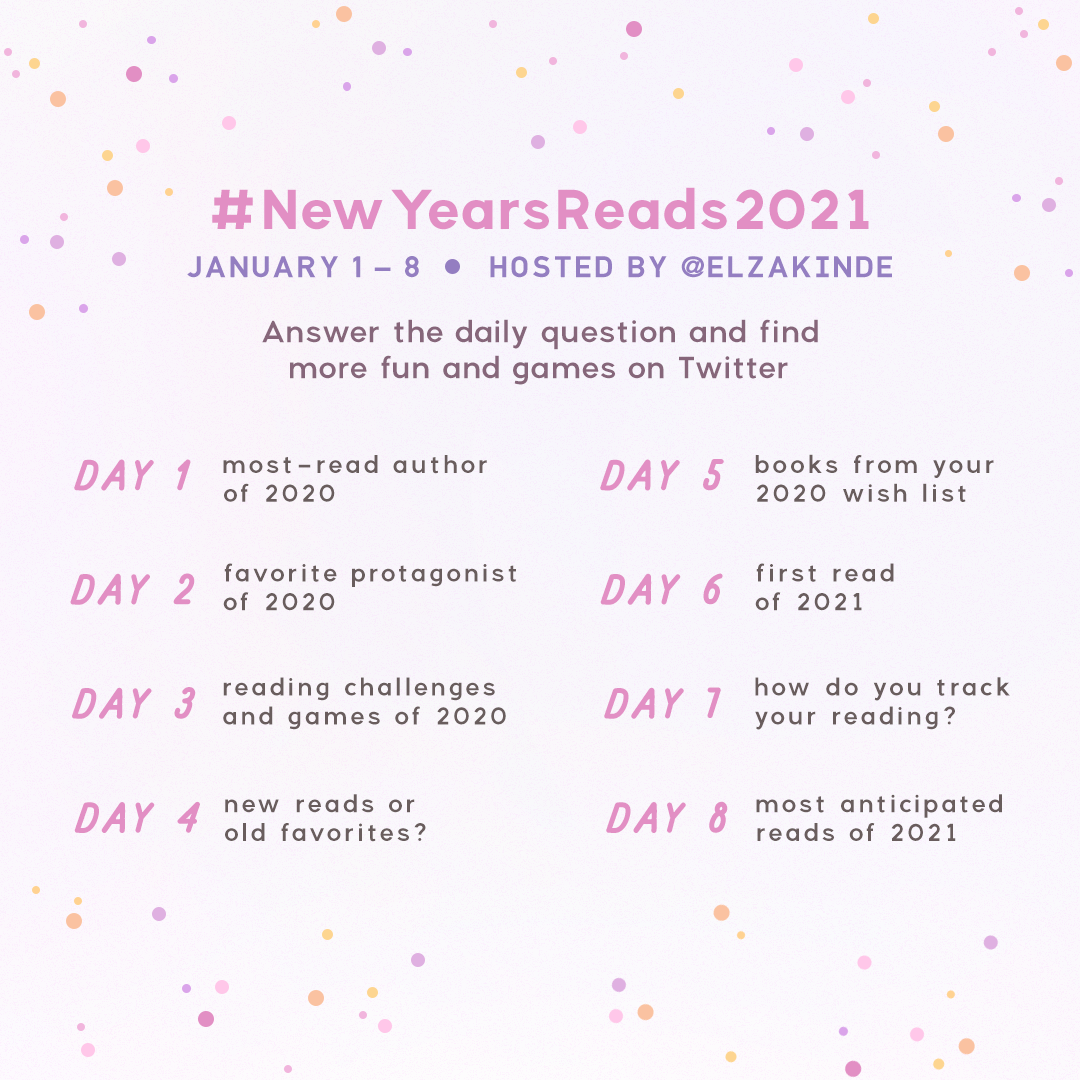 This image has an empty alt attribute; its file name is newyearsreads2021-qotdmenu.png