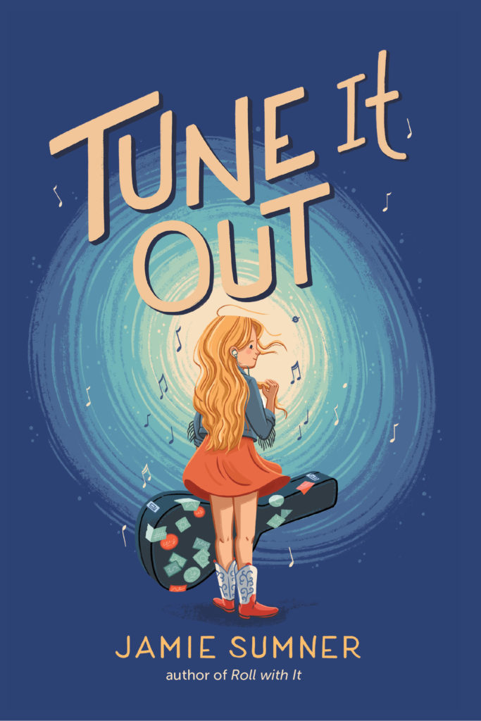 Tune it Out by Jamie Sumner