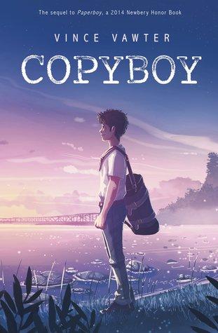 Copyboy by Vince Vawter