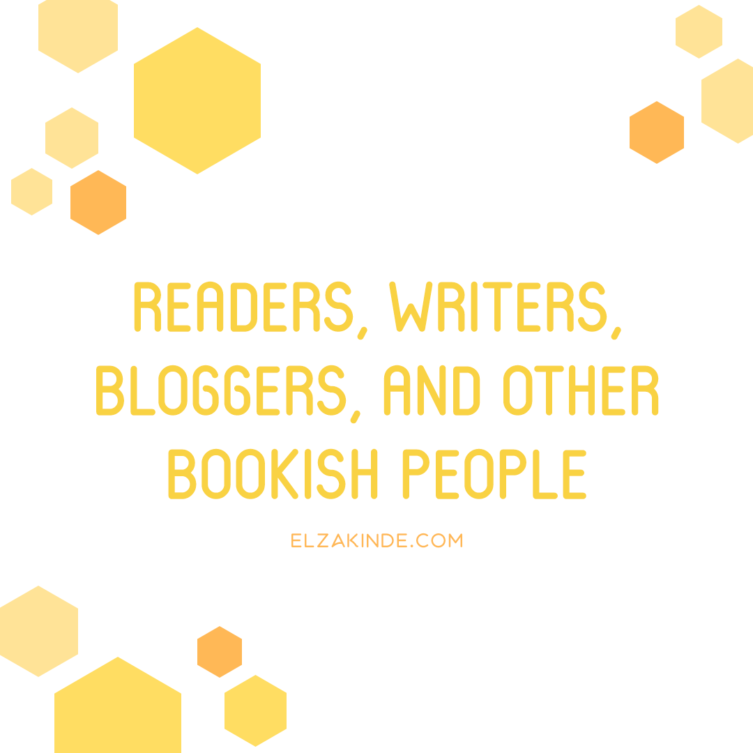 Readers, Writers, Bloggers, and Other Bookish People