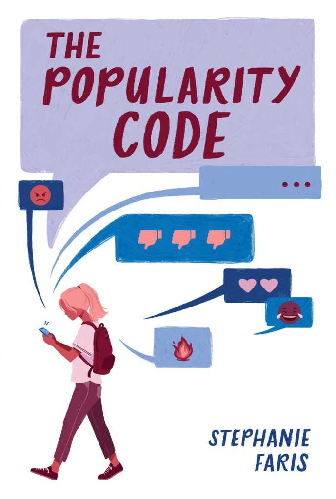 The Popularity Code by Stephanie Faris