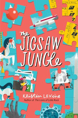 The Jigsaw Jungle by Kristin Levine
