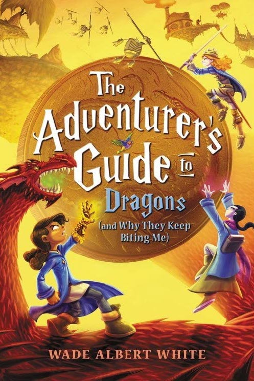 The Adventurer's Guide to Dragons by Wade Albert White