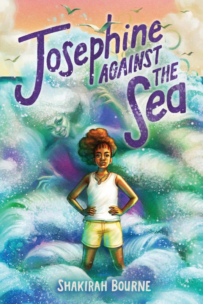Josephine Against the Sea by Shakirah Bourne