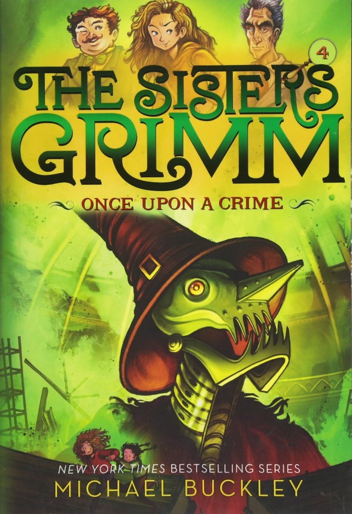 Once Upon a Crime by Michael Buckley