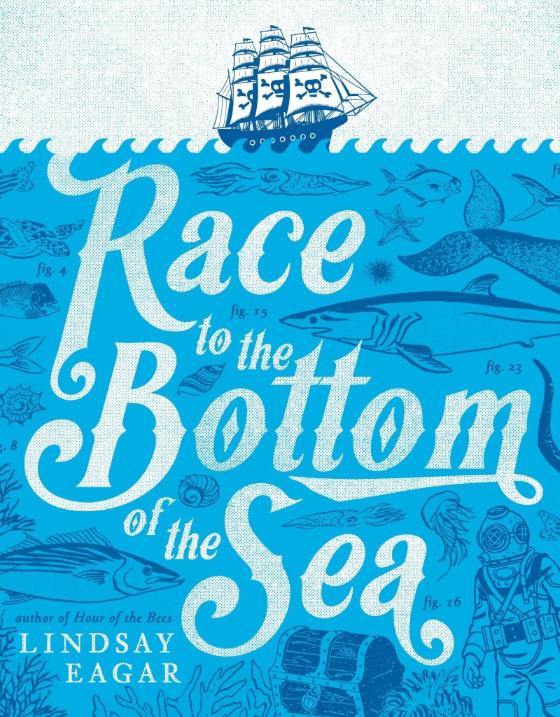 Rae to the Bottom of the Sea by Lindsay Eagar