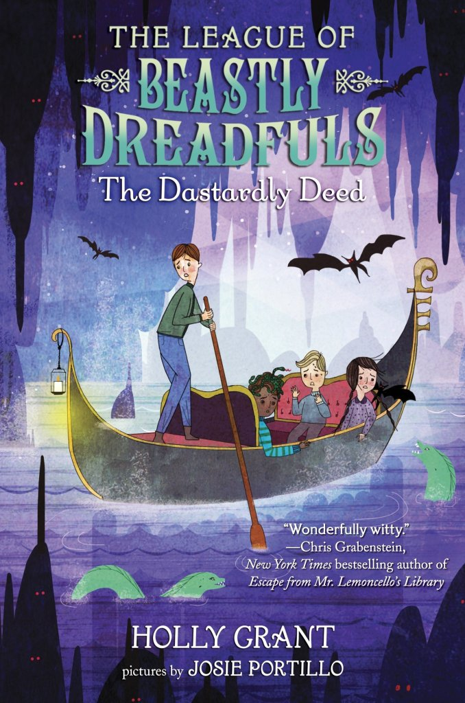 The Dastardly Deed by Holly Grant