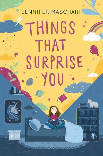 Things That Surprise You by Jennifer Maschari