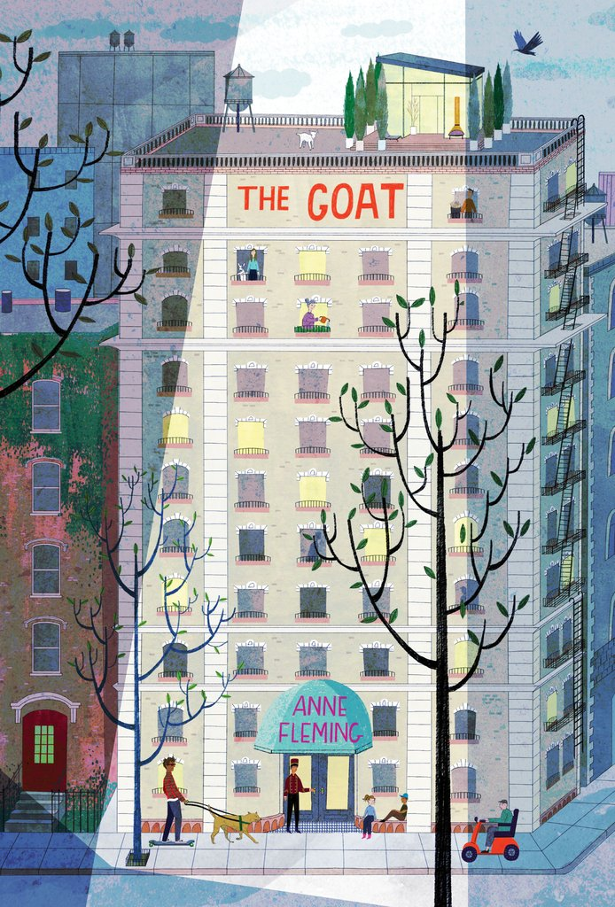 The Goat by Anne Fleming