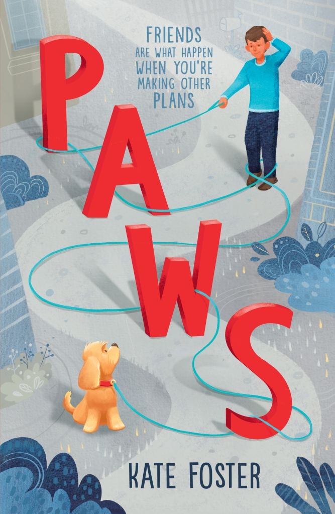 Paws by Kate Foster