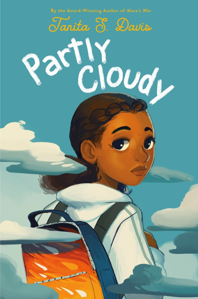 Partly Cloudy by Tanita S. Davis